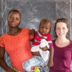 Edith wil met haar verhaal andere meisjes uit Benin waarschuwen voor de gevolgen van kindhuwelijken.